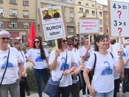 Агонија у Кисачу се наставља