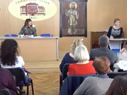 """У Чачку приређен научни скуп """"Разоткривање реформе Гимназија"""""""