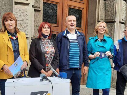 УСПРС У БОРБИ ЗА ОБРАЗОВНИ СИСТЕМ У СРБИЈИ